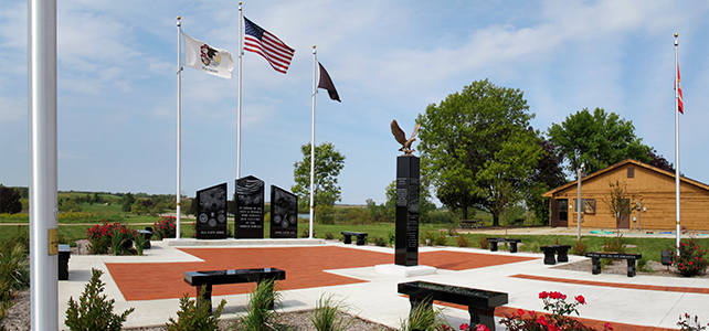 Veterans Memorial Panorama
